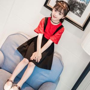 Set váy bé gái mùa Hè Mã: G512R