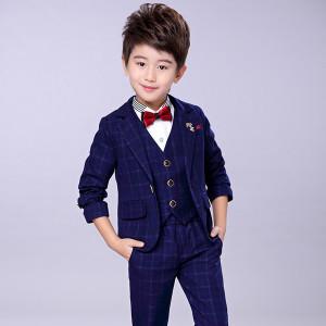 Bộ vest bé trai đẹp Mã: T348