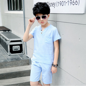 Bộ quần áo bé trai Hè 2018 Mã: T502