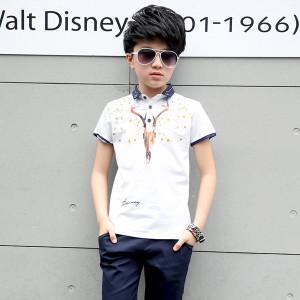Bộ quần áo bé trai mùa Hè Mã: T510