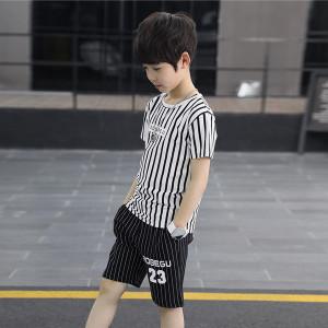 Bộ quần áo bé trai mùa Hè Mã: T505