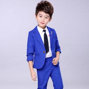 Bộ vest bé trai Mã: T334B
