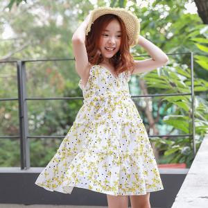 Váy bé gái Hè 2018 Mã: G506
