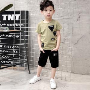 Quần áo bé trai mùa Hè Mã: QT02