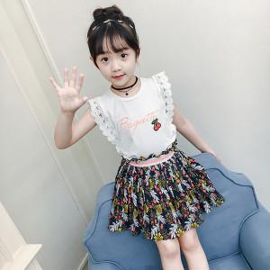 Set váy bé gái mùa Hè Mã: G515