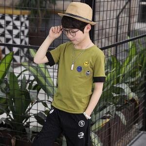 Bộ quần áo bé trai Hè 2018 Mã: T503