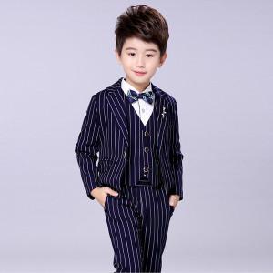 Bộ vest bé trai Mã: T347