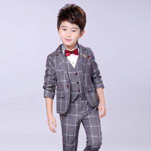 Bộ vest bé trai đẹp Mã: T349