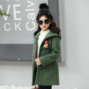 Áo khoác dạ bé gái đẹp G365G